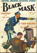 Black Mask (1920-1951 Pro-Distributors/Popular) Black Mask Detective Pulp Mar 1934