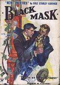 Black Mask (1920-1951 Pro-Distributors/Popular) Black Mask Detective Pulp Apr 1934
