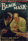 Black Mask (1920-1951 Pro-Distributors/Popular) Black Mask Detective Pulp Jun 1934