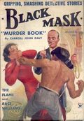 Black Mask (1920-1951 Pro-Distributors/Popular) Black Mask Detective Pulp Aug 1934