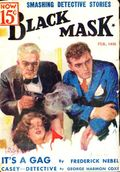 Black Mask (1920-1951 Pro-Distributors/Popular) Black Mask Detective Pulp Feb 1935
