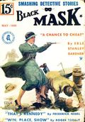 Black Mask (1920-1951 Pro-Distributors/Popular) Black Mask Detective Pulp Vol. 18 #3