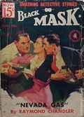 Black Mask (1920-1951 Pro-Distributors/Popular) Black Mask Detective Pulp Jun 1935