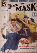 Black Mask (1920-1951 Pro-Distributors/Popular) Black Mask Detective Pulp Jul 1935