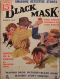 Black Mask (1920-1951 Pro-Distributors/Popular) Black Mask Detective Pulp Mar 1935