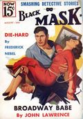 Black Mask (1920-1951 Pro-Distributors/Popular) Black Mask Detective Pulp Aug 1935