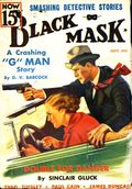Black Mask (1920-1951 Pro-Distributors/Popular) Black Mask Detective Pulp Sep 1935