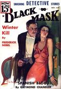 Black Mask (1920-1951 Pro-Distributors/Popular) Black Mask Detective Pulp Nov 1935