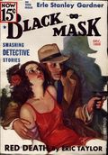 Black Mask (1920-1951 Pro-Distributors/Popular) Black Mask Detective Pulp Dec 1935