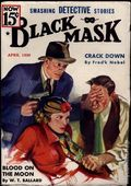Black Mask (1920-1951 Pro-Distributors/Popular) Black Mask Detective Pulp Apr 1936