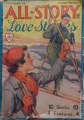 All-Story Love (1929-1955 Popular Publication) Pulp Vol. 41 #4