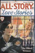 All-Story Love (1929-1955 Popular Publication) Pulp Vol. 42 #1