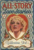 All-Story Love (1929-1955 Popular Publication) Pulp Vol. 43 #1