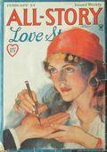 All-Story Love (1929-1955 Popular Publication) Pulp Vol. 43 #2