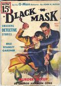 Black Mask (1920-1951 Pro-Distributors/Popular) Black Mask Detective Pulp May 1936