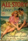 All-Story Love (1929-1955 Popular Publication) Pulp Vol. 47 #2