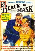 Black Mask (1920-1951 Pro-Distributors/Popular) Black Mask Detective Pulp Jun 1936