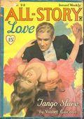 All-Story Love (1929-1955 Popular Publication) Pulp Vol. 47 #3