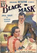 Black Mask (1920-1951 Pro-Distributors/Popular) Black Mask Detective Pulp Oct 1936