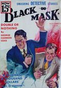 Black Mask (1920-1951 Pro-Distributors/Popular) Black Mask Detective Pulp Nov 1936