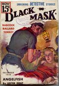Black Mask (1920-1951 Pro-Distributors/Popular) Black Mask Detective Pulp Dec 1936