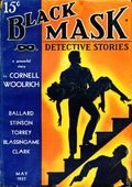 Black Mask (1920-1951 Pro-Distributors/Popular) Black Mask Detective Pulp May 1937