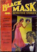 Black Mask (1920-1951 Pro-Distributors/Popular) Black Mask Detective Pulp Jul 1937