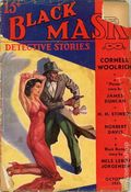 Black Mask (1920-1951 Pro-Distributors/Popular) Black Mask Detective Pulp Oct 1937