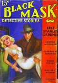 Black Mask (1920-1951 Pro-Distributors/Popular) Black Mask Detective Pulp Feb 1938