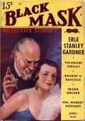 Black Mask (1920-1951 Pro-Distributors/Popular) Black Mask Detective Pulp Apr 1938