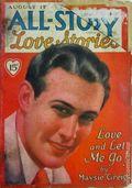 All-Story Love (1929-1955 Popular Publication) Pulp Vol. 49 #3