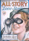 All-Story Love (1929-1955 Popular Publication) Pulp Vol. 49 #4
