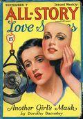 All-Story Love (1929-1955 Popular Publication) Pulp Vol. 50 #2