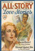All-Story Love (1929-1955 Popular Publication) Pulp Vol. 50 #3