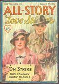 All-Story Love (1929-1955 Popular Publication) Pulp Vol. 50 #4