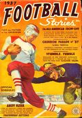Football Stories (1937-1953 Fiction House) Pulp Vol. 1 #1