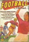 Football Stories (1937-1953 Fiction House) Pulp Vol. 1 #9