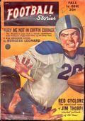 Football Stories (1937-1953 Fiction House) Pulp Vol. 2 #6