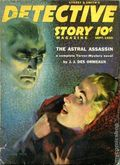 Detective Story Magazine (1915-1949 Street & Smith) Pulp 1st Series Vol. 158 #5