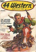 44 Western Magazine (1937-1954 Popular Publications) Pulp Vol. 1 #3