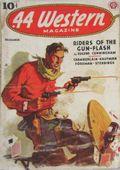 44 Western Magazine (1937-1954 Popular Publications) Pulp Vol. 1 #4