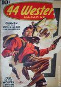44 Western Magazine (1937-1954 Popular Publications) Pulp Vol. 2 #1
