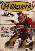 44 Western Magazine (1937-1954 Popular Publications) Pulp Vol. 2 #2