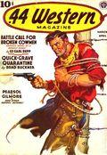 44 Western Magazine (1937-1954 Popular Publications) Pulp Vol. 3 #3
