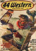 44 Western Magazine (1937-1954 Popular Publications) Pulp Vol. 3 #4