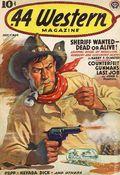 44 Western Magazine (1937-1954 Popular Publications) Pulp Vol. 4 #1