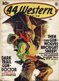 44 Western Magazine (1937-1954 Popular Publications) Pulp Vol. 4 #4