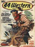 44 Western Magazine (1937-1954 Popular Publications) Pulp Vol. 5 #1