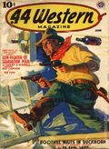 44 Western Magazine (1937-1954 Popular Publications) Vol. 5 #2