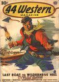 44 Western Magazine (1937-1954 Popular Publications) Pulp Vol. 6 #3